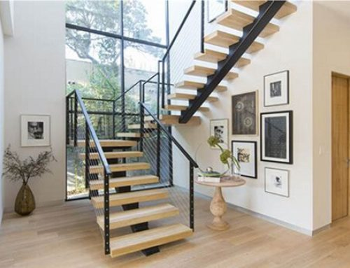 How to Install Cable arround Stair Corner in a Cable Railing System